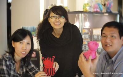 Festive Bear Workshop – March 2011