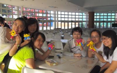 Workshop @ Hwa Chong