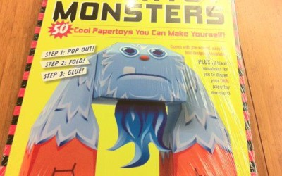 Roomism in Paper Toy Monster