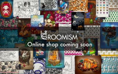 Roomism online shop coming soon