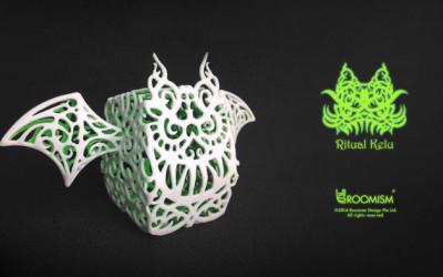 3D printed New Ritual Kelu