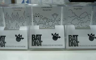 新系列小蝙蝠盒子设计