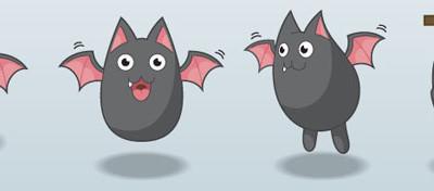 小蝙蝠来报道~