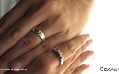 Silver Clay Couple Rings Workshop – Jan 2011